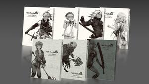 PS4 ニーア レプリカント ver.1.22474487139... White Snow Edition 特典 日本語音声収録台本セット