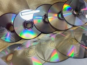工作用素材 CD20枚