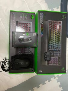 Razer キーボード マウス セット 【詳細必読】