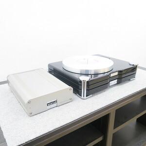 【Cランク】ロクサン ROKSAN TMS+ROK-DS1.5 ターンテーブル @53193