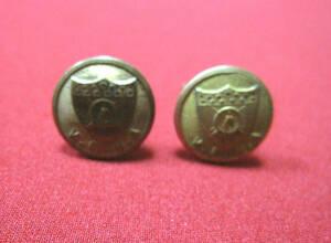 希少・30s Vintage V.F.M.A チェンジボタン 2Pset ★ 良品 / ビンテージ ヴィンテージ USA カバーオール