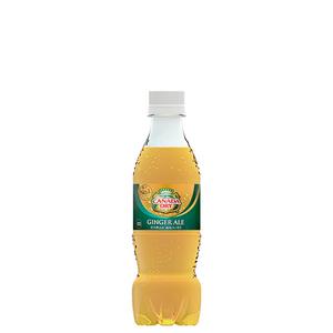 カナダドライ ジンジャーエール PET 350ml 24本 (24本×1ケース) PET ペットボトル 炭酸飲料 ginger ale コカコーラ社【送料無料】