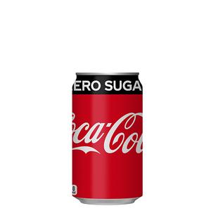コカコーラ ゼロシュガー 350ml 24本 (24本×1ケース) 缶 炭酸飲料 Coca-Cola【送料無料】