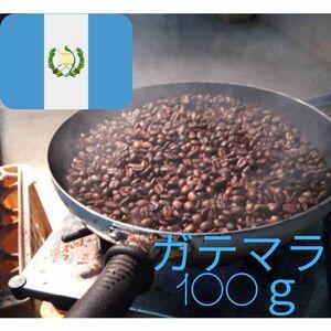 【価値ある炭焙煎】 炭焙煎 手煎り蒸らしコーヒー100g ガテマラ