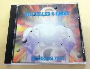 Mushroom Now! / Traveller's Light CD Transonic Records 日本人テクノ Yoshihiro Sawasaki 永田一直