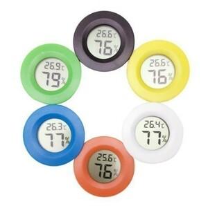 【最安保証】高1ピースミニ 液晶デジタル 温度計湿度計 冷蔵庫冷凍庫 温度湿度計 検出器