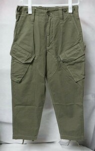 20AW COLIMBO  ...  HOLY LOCH SUBMARINER PANT  Холли   Lock   Sub - Mariner   брюки  S  Cargo