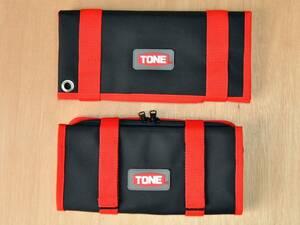★TONE ツールバッグ BG1 布袋 BNRM7L 2点セット★トネ ツールロール ツールケース 車載工具♪