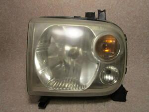 ◎黄ばみ劣化強◎ スピアーノ HF21S ヘッドライト 左 AL LE01G685 35300-75H