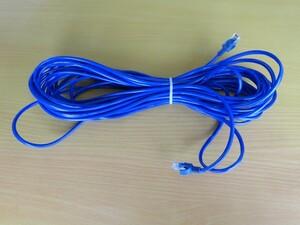 【未使用品】LANケーブル 15メートル CAT5E