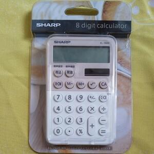 新品 未使用 計算機 電卓 ミニミニナイスサイズ 電卓 事務用品 雑貨 デスクワーク 文具 文房具