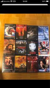 DVDセット25枚!!