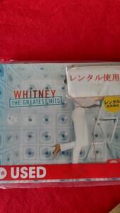ザ・グレイテスト・ヒッツ ホイットニー・ヒューストン 形式: CD 6.25.21 1