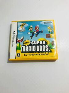 ニンテンドー DSソフト Newスーパーマリオブラザーズ