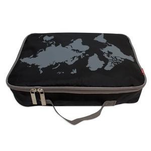 ●旅行の必需品●パッキングキューブ●L●ワールドマップ●世界地図●新品未使用・保管期間あります●ポイント消化に◆