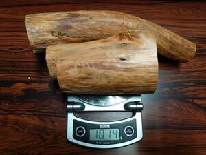 赤松 ファットウッド 約1kg  小割250g 焚き付け約300g 島根県産