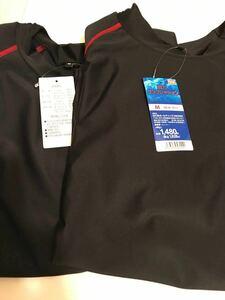 メンズ用Mサイズ強力コンプレッション長袖2枚セット