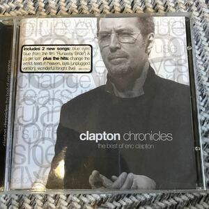 【輸入盤】 Clapton Chronicles: The Best of Eric Clapton/エリッククラプトン