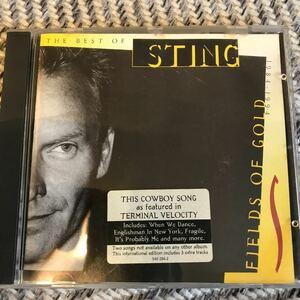 【輸入盤】 Fields of Gold: The Best of Sting 1984−1994/スティング