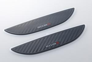 ニスモ nismo ドアハンドルプロテクター R34 スカイライン用 BNR34 全車 カーボン調 日産 ニッサン GT-R
