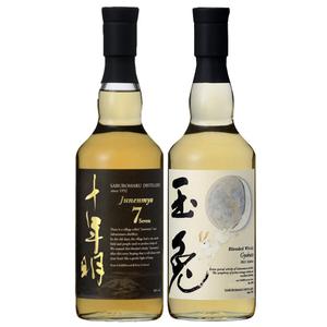 三郎丸 玉兔 エディション 2021ぎょくと 十年明 セブン カートン付き 若鶴酒造
