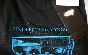 さんタク キムタク 4 Tee 21SS UNDERCOVER MOON UC RECORDS Teeアンダーカバー アンカバ Tシャツ Tee 黒