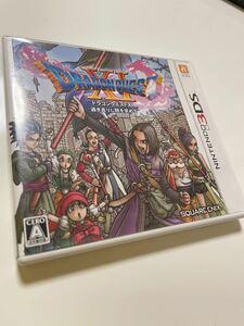 ドラゴンクエストXI過ぎ去りし時を求めて 3DSソフト