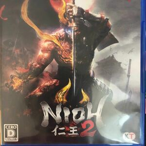 PS4 仁王2 PlayStation4 プレイステーション4