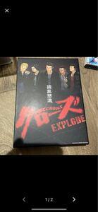 DVD クローズエクスプロード