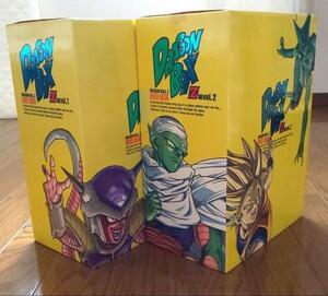 ドラゴンボールZ DVD-BOX DRAGON BOX vol.1+2セット