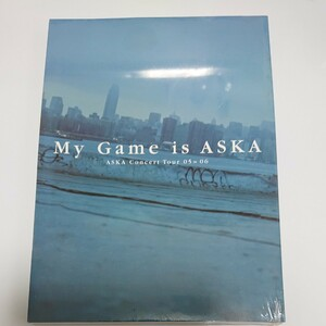 My Game is ASKA  ツアーパンフレット