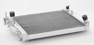 ■新品■ダイハツL880Kコペン(JB-DET)MT車用LSEX-Fアルミ2層ラジエター コアサイズ26mm×350mm×458mm タンク厚さ約42mm