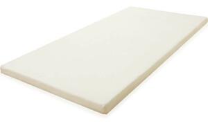 【新品特価処分品】高反発 マットレス ダブル 寝具 腰痛 敷きマット 厚10cm【ホワイト】