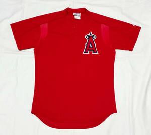 ロサンゼルス エンゼルス プラクティスシャツ Lサイズ相当 MLB  Los Angeles Angels 大谷翔平 松井秀喜 長谷川滋利 半袖シャツ