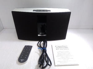 BOSE SOUNDTOUCH20WH SoundTouch 20 Wi-Fi music systems (ホワイト) コンポ