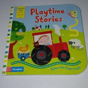 英語絵本☆Playtime Stories