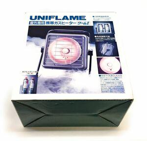 UNIFLAME ユニフレーム ワーム2 UW-200G ハンディガスヒーター