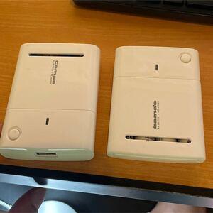 DATA アイ・オー・データ USB2.0 ポータブルHDD チャージャー モバイルバッテリー iPhone 多摩電子工業