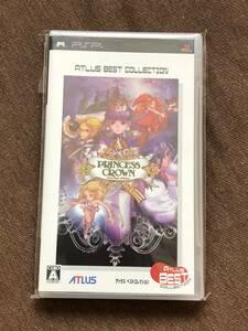 PSP プリンセスクラウン