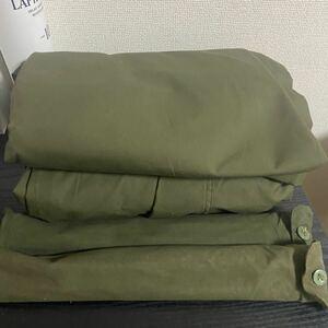 未使用 ポーランド軍 テント一式 180-190cm サイズ3