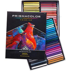 サンフォード ニューパステル 96色セット No.434★Prismacolor 27055 Premier NuPastel Firm Pastel Color Sticks 96-Count