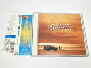 ★TOCP-50589 The Sound of SUMMER The very best of Surfin' & Hot Rod Music サウンド・オブ・サマー (EMI編)