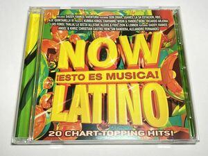 ★輸入盤CD NOW Esto Es Musica! LATINO