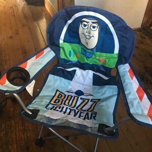 バズライトイヤー アウトドア チェア 椅子 折りたたみ
