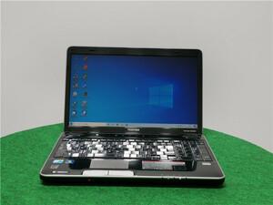 中古/16型/ノートPC/Win10/500GB/4GB/P8700/リカバリー領域/TOSHIBA TV/68KBL office搭載 動作良品