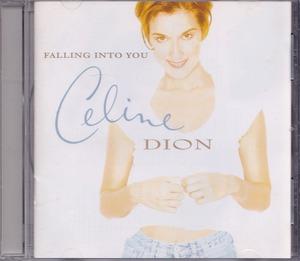 CELINE DION / セリーヌ・ディオン / FALLING INTO YOU /EU盤/中古CD!!47138