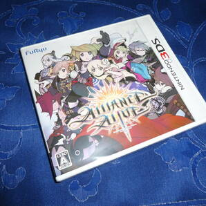 Nintendo 3DS☆ 新品未開封品 THE ALLIANCE ALIVE ~アライアンス・アライブ~ ★即日発送
