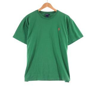 ラルフローレン Ralph Lauren POLO by Ralph Lauren 半袖 ワンポイントロゴTシャツ メンズM /eaa165391