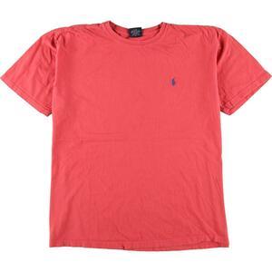 ラルフローレン Ralph Lauren POLO by Ralph Lauren 半袖 ワンポイントロゴTシャツ メンズL /eaa168464