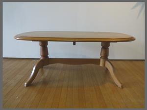 【osk030619】 美品 karimoku/カリモク センターテーブル リビングテーブル